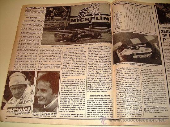 Coches: Velocidad 927 de 1979 - Foto 4 - 26409940