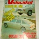 Coches: VELOCIDAD 837 SEPTIEMBRE 1977. Lote 26409946
