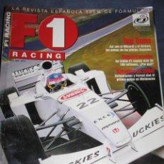 Coches: QUEX - COCHES - AUTOMOVIL - AUTOMOVILISMO , FORMULA 1 - REVISTA F 1 RACING Nº 14. Lote 26984002
