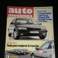 AUTOMECANICA AUTO MECANICA - Nº 275 - ALFA 155 TS / FORD ORION SI / RENAULT SAFRANE 2.2 / VITARA GLX