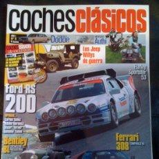 Coches: COCHES CLÁSICOS NÚMERO 9. Lote 23362204