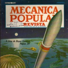 Coches: REVISTA MECÁNICA POPULAR - MAYO 1953. Lote 26399340