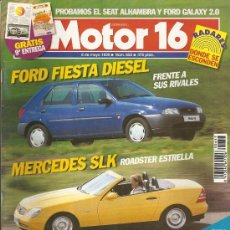 Coches: MOTOR 16 NUM655-6 MAYO 1996. Lote 24211517