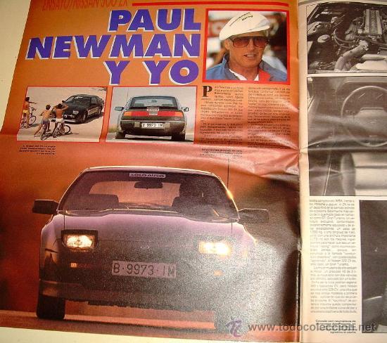 Coches: Solo Auto Actual 37 de 1988 ( Gran formato tamaño periódico,) - Foto 3 - 26259181