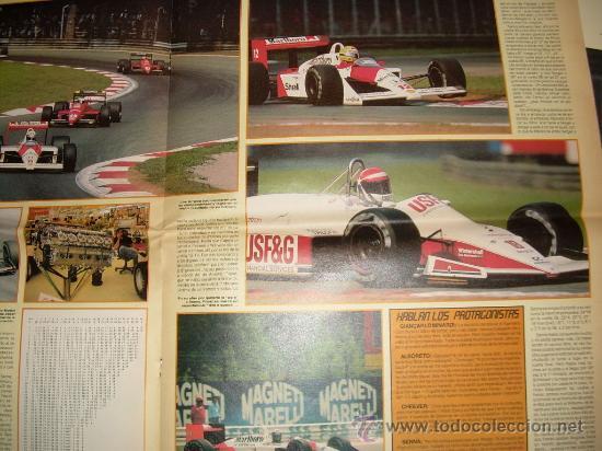 Coches: Solo Auto Actual 37 de 1988 ( Gran formato tamaño periódico,) - Foto 6 - 26259181