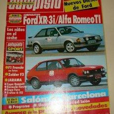 Coches: AUTOPISTA 1241 DE 1983. Lote 26265277