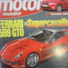 Coches: REVISTA MOTOR MUNDIAL Nº745 MAYO 2010. Lote 24917400