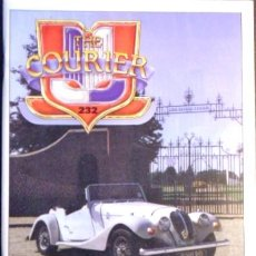 Coches: REVISTA THE COURIER EN INGLES Nº 232 OCTUBRE DE 1999 EDITADA POR THE TRIUMPH SPORTS CLUB-TODO TRIUM. Lote 27324794