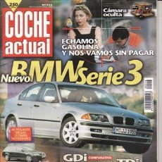 Coches: REVISTA COCHE ACTUAL Nº 514 AÑO 1998. . Lote 28152366