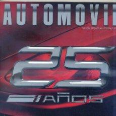 Coches: AUTOMOVIL FORMULA MAR. 2003 - EXTRA 25 AÑOS. Lote 28252129