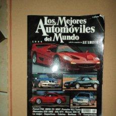 Coches: LOS MEJORES AUTOMÓVILES DEL MUNDO 1996. Lote 29182528