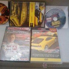 Coches: -LOTE DVD DE COCHES. Lote 28899702