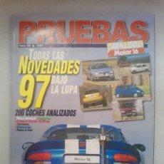 Coches: MOTOR 16 ESPECIAL PRUEBAS 1994. Lote 28985498