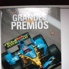 Coches: LIBRO GRANDES PREMIOS F1 2005 -FORMATO GRANDE -. Lote 29026992