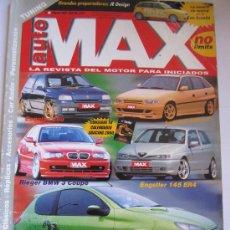 Coches: AUTO MAX AÑO 2000. Lote 29266085