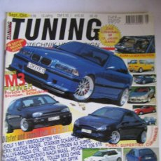 Coches: TUNING ALEMANIA 1999. Lote 29266215