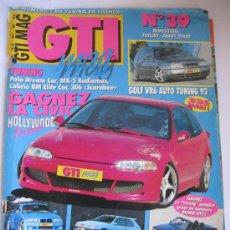 Coches: GTI MAG 1999 FRANCIA. Lote 29266239