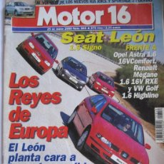 Coches: MOTOR 16 Nº849 ENERO 2000. Lote 29266574