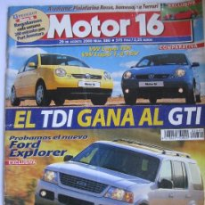 Coches: MOTOR 16 Nº880 1999. Lote 29266711