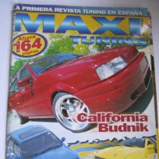 Coches: MAXI TUNING AÑO 2000. Lote 29267573