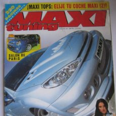 Coches: MAXI TUNING 99-00. Lote 29267597