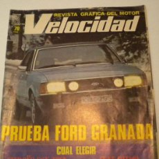 Coches: VELOCIDAD 956. Lote 29663452