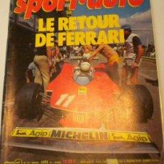 Coches: SPORT AUTO - 207 - ABRIL 1979 (EN FRANCÉS ). Lote 29663898