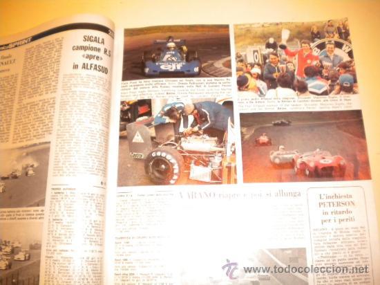 Coches: Autosprint nº 12 - año XIX - marzo 1979 ( En Italiano ) - Foto 4 - 29825063