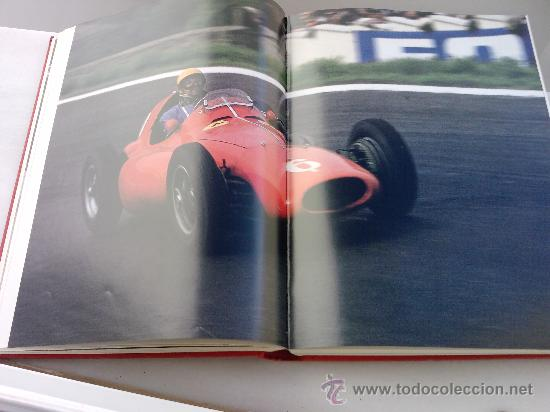 Coches: libro -FERRARI THE GRAND PRIX CARS BY ALAN HENRY- OSPREY -1984-INGLES -320 PAG- - Foto 6 - 29964922