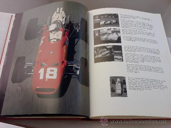 Coches: libro -FERRARI THE GRAND PRIX CARS BY ALAN HENRY- OSPREY -1984-INGLES -320 PAG- - Foto 4 - 29964922