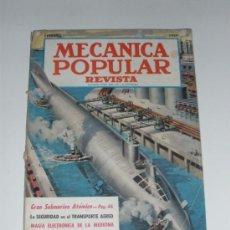 Coches: MECÁNICA POPULAR - FEBRERO 1959. Lote 48624956