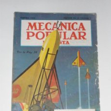 Coches: MECÁNICA POPULAR - FEBRERO 1955. Lote 30175243