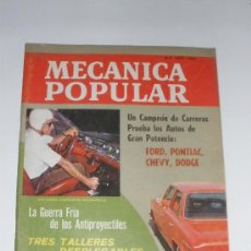 Coches: MECÁNICA POPULAR - ABRIL 1964. Lote 30186788