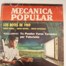 Coches: MECANICA POPULAR JUNIO 1969. Lote 30313429