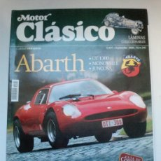 Coches: -MOTOR CLASICO N 248-ABARTH- SEAT 1430FU-. Lote 30668667