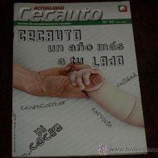 Coches: REVISTA AUTOMOVIL. CECAUTO. Nº 49 ENERO 2009.. Lote 30796520