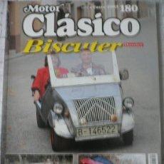 Coches: MOTOR CLASICO Nº 180 ,ENERO DE 2003. Lote 30990925