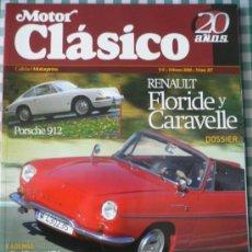 Coches: MOTOR CLASICO Nº 217, FEBRERO DE 2006. Lote 31259715