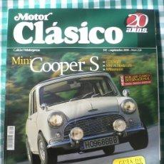 Coches: MOTOR CLASICO Nº 224, SEPTIEMBRE DE 2006. Lote 31260029