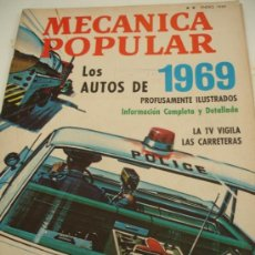 Coches: REVISTA MECANICA POPULAR. Lote 31287089