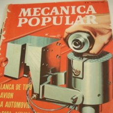 Coches: REVISTA MECANICA POPULAR. Lote 31287096