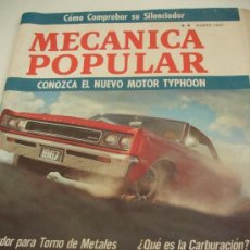 Coches: REVISTA MECANICA POPULAR. Lote 31287104