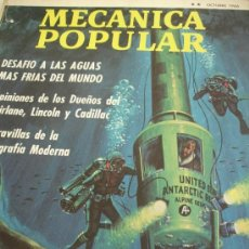 Coches: REVISTA MECANICA POPULAR. Lote 31287111