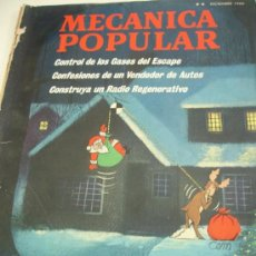 Coches: REVISTA MECANICA POPULAR. Lote 31287117