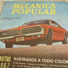 Coches: REVISTA MECANICA POPULAR. Lote 31287128