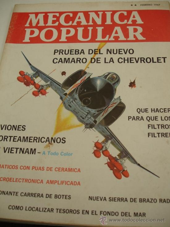 Coches: REVISTA MECANICA POPULAR - Foto 1 - 31287136