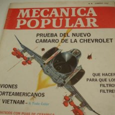 Coches: REVISTA MECANICA POPULAR. Lote 31287136