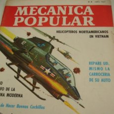 Coches: REVISTA MECANICA POPULAR. Lote 31287144