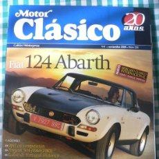 Coches: MOTOR CLASICO Nº 226, NOVIEMBRE DE 2006. Lote 31260100