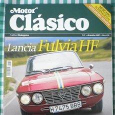 Coches: MOTOR CLASICO Nº 239, DICIEMBRE DE 2007. Lote 31327527